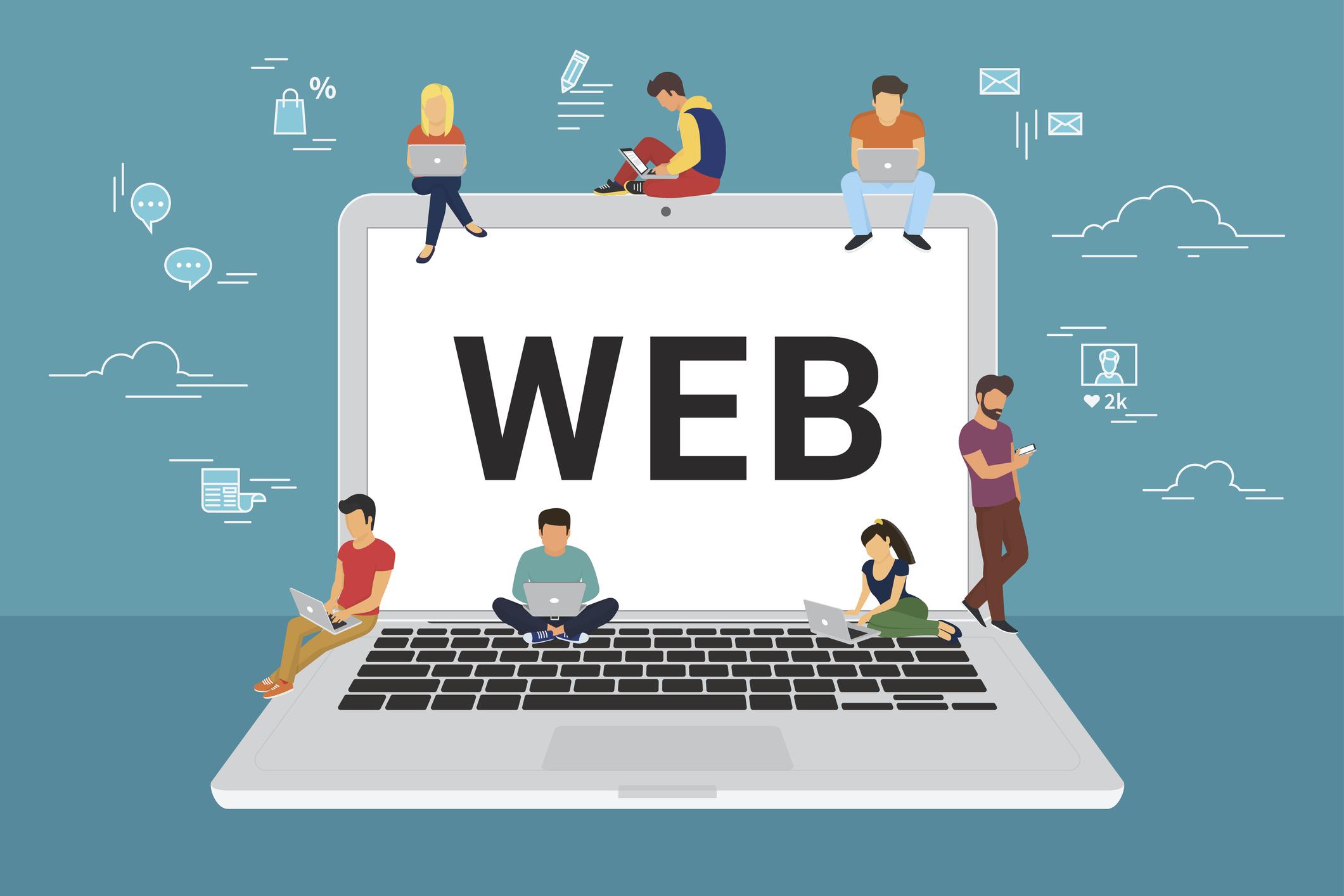 Lý do nên có website bán hàng hiệu quả